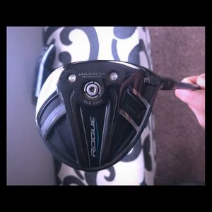 Callaway Rogue 3 Wood (15 Degrees)